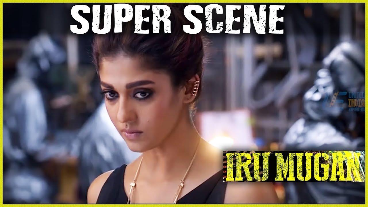 Download Irumugan - Tamil Movie | Mass Scene | Vikram, Nayantara | Harris Jayaraj
