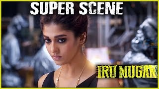 Irumugan - Tamil Movie | Mass Scene | Vikram, Nayantara | Harris Jayaraj