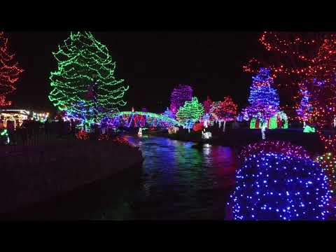 Powering the Holidays: Treasure Valley Light Displays