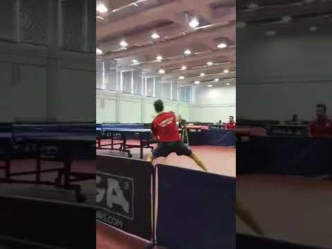 Ο τελευταίος πόντος στη νίκη επί του ΠΑΟ στο Πινγκ Πονγκ