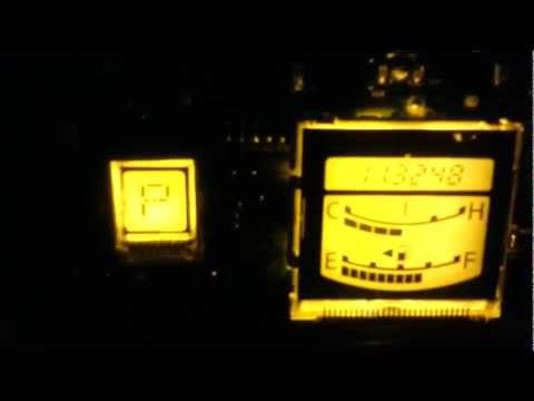 2005 Nissan Quest Cluster Display Repair Service