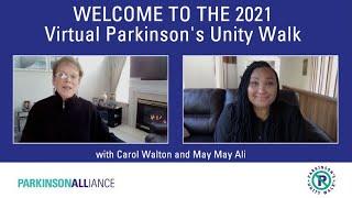 2021 Virtual Parkinson's Unity Walk Day Kick-Off | #PUW2021