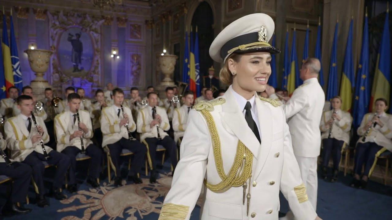 ROMAN VOI FI MEREU - Emilia Dorobantu & Muzica Reprezentativa a Armatei