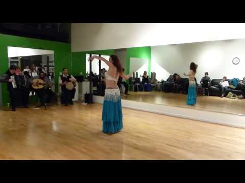 Belly Dance Hafla ~ Chandler, Live Music by Sam Tynker, Santiago Tynker and Erik Teixeira