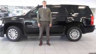 2012 Chevy Tahoe Hybrid Edition at Elite Chevy Dealership