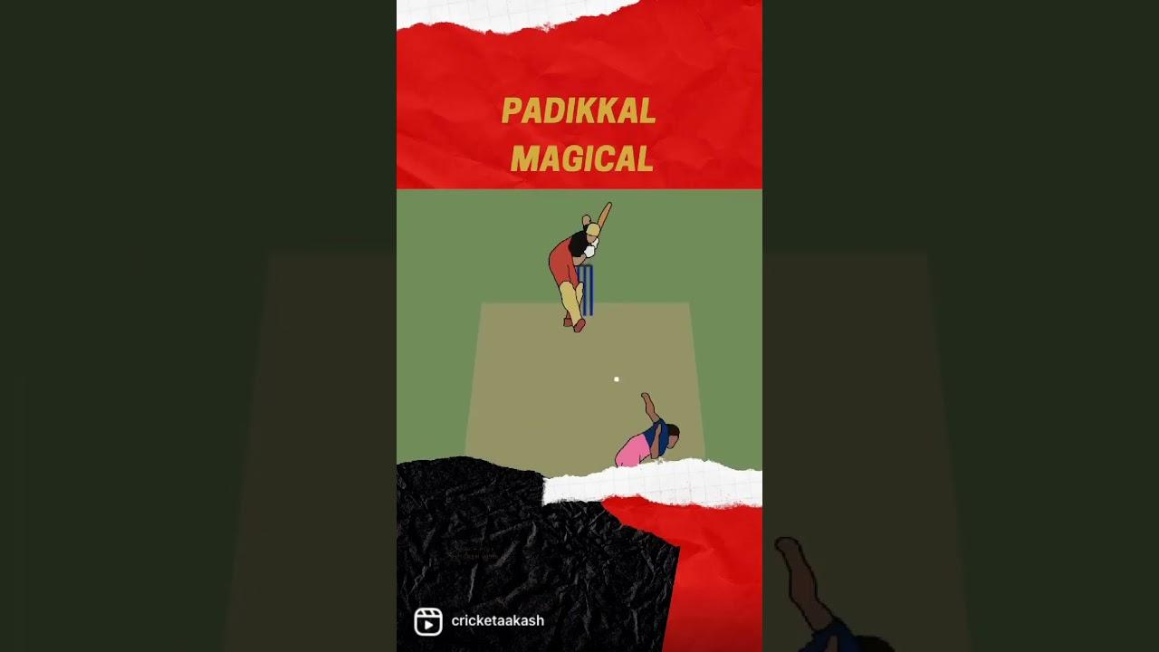 Padikkal—भारतीय क्रिकेट का कल 💪 #आकाशवाणी