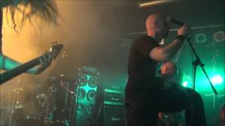 God Macabre - Consumed By Darkness & Ashes Of Mourning Life Live @ Truckstop Alaska, Gothenburg 2014