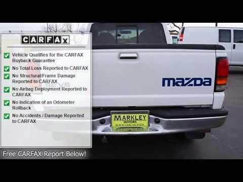 2000 mazda b3000 markley motors fort collins co 80525 for Markley motors used cars
