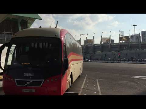 Abu Dhabi Bus Station | Dubai to Abu Dhabi Bus Stand