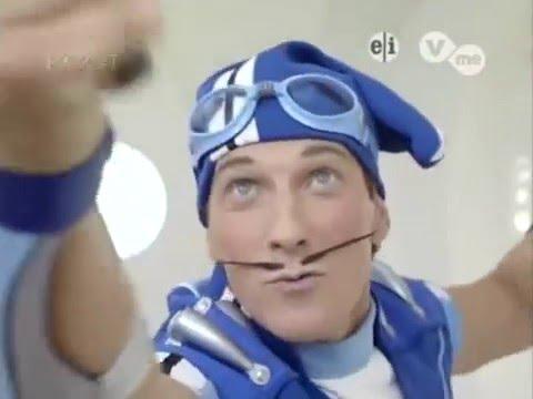 LazyTown - Un Dia en la Vida de Sportacus (Español) - Temporada 1 Capitulo 35