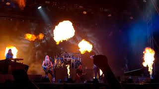 Nightwish - 10th Man Down - Live@Ilosaarirock 13.7.2018