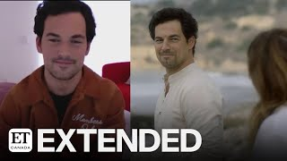 Giacomo Giannotti Shares Feelings After SPO LERS Greys Anatomy Exit EXTENDED