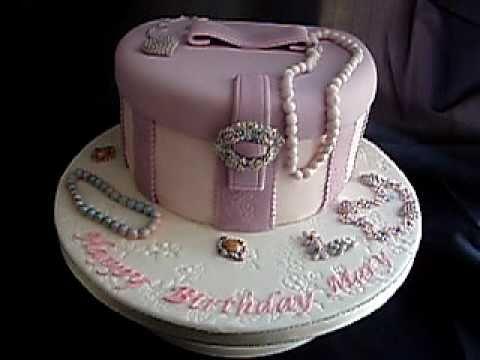 Jewellery Case Cake YouTube