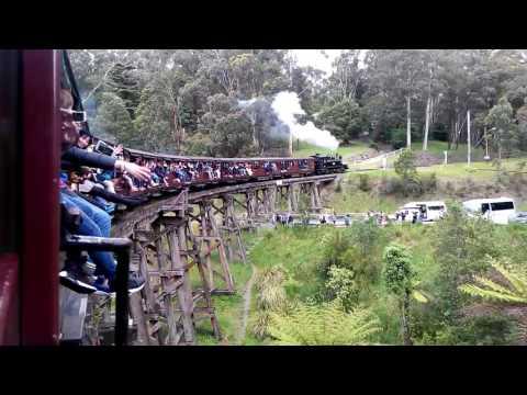 Puffing Billy, Belgrade Railway, Melbourne 1900-1953