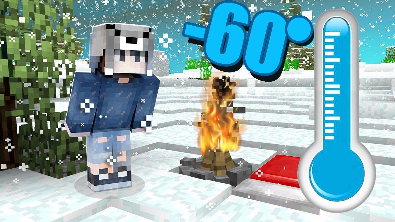 Download KAR FIRTINASINDA HAYATTA KALMAK 😱 - Minecraft