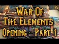 War of The Elements Booster Packs Opening Part 1 of 5 | World of Warcraft TCG