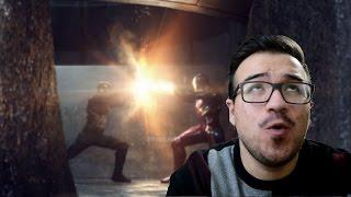 Captain America: Civil War SPOILER REVIEW/DISCUSSION