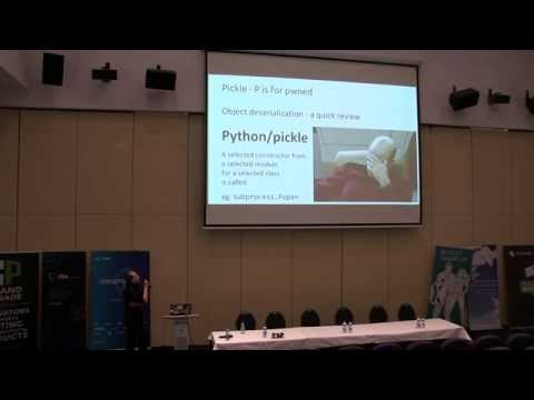"PyCon PL 2015: Gynvael Coldwind ""Python in a hacker's toolbox"""