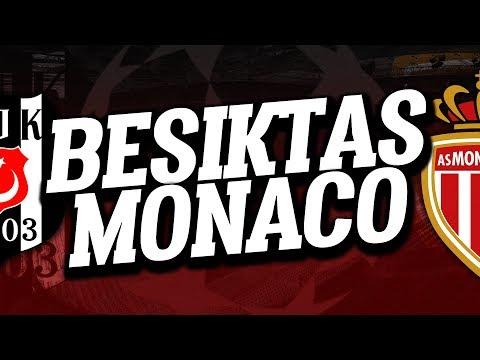 🔴 DIRECT / LIVE : BESIKTAS - MONACO // Club House