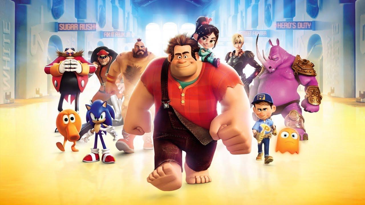 Wreck It Ralph 2 Full Movie in English - Cartoon Disney Movies 2020