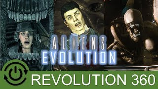 Alien Xbox 360 Game Evolution (2010-2014)
