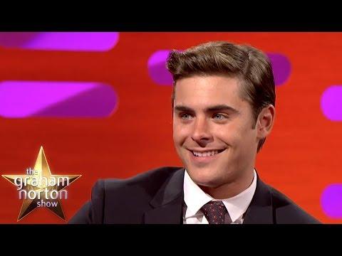 Zac Efron's Hilarious Spanish Voiceover | The Graham Norton Show