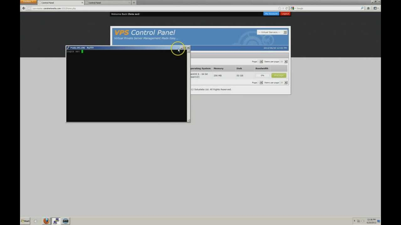 How to setup a CentOS 6 LAMP server - Installation Guide - YouTube
