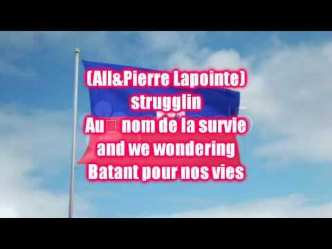 Young Artists For Haiti-Wavin Flag Lyrics