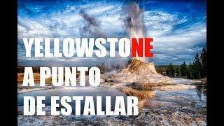 Nos Están Preparando para la Explosión del Yellowstone