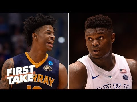 Ja Morant will impact the NBA faster than Zion - Max Kellerman | First Take