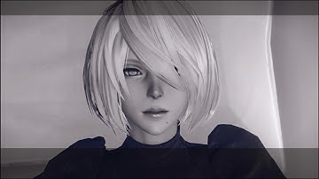 Let's Play NieR Automata - S8 P2 - We 9S models are the best around, you know