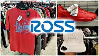Shop WITH ME ROSS MEN SHOES SHIRTS WALK