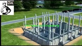 Строительство дома с помощью железобетонных конструкций.(, 2016-01-28T04:01:01.000Z)