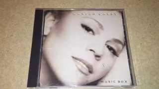 Unboxing Mariah Carey - Music Box