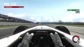 F1 2011 第9戦 イギリスGP 小林可夢偉 C30