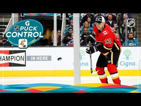 2019 Gatorade NHL Puck Control