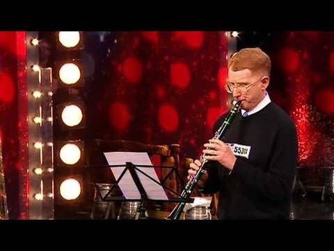 James Shields - Britain's Got Talent 2010 - Auditions Week 6