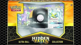 Pokemon Hidden Fates Metagross Ultra Ball Collection Box Opening!