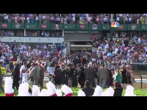 138th Kentucky Derby 2012