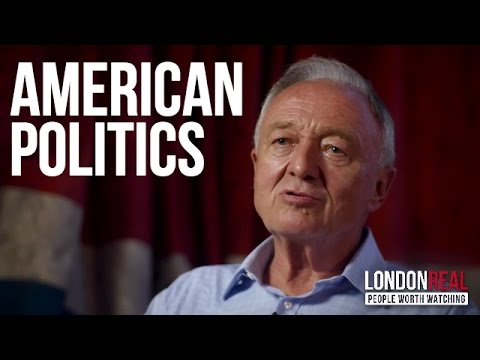 AMERICA'S MILITARY-INDUSTRIAL COMPLEX - Ken Livingstone on London Real