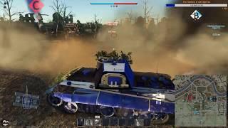 18+ Пожилое движение, пожилое торможение. Танковые АБ/ War Thunder
