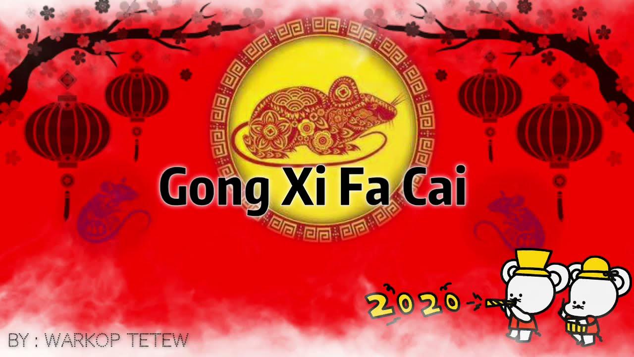 Ucapan Imlek 2020 Gong Xi Fa Cai Ucapan Tahun Baru Imlek 2020