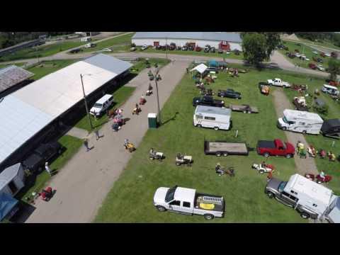 2017 Garden Tractor Daze Portage WI
