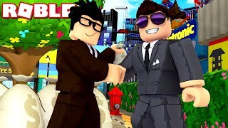 WE EARN SO MUCH MONEY! -ROBLOX Business Venture Danish with ComKean