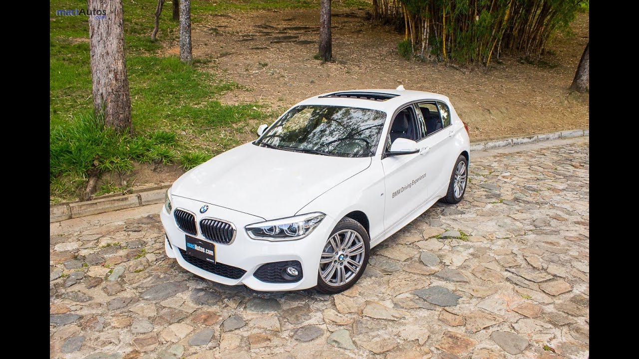 prueba bmw 120i 2016 en colombia maciautos youtube. Black Bedroom Furniture Sets. Home Design Ideas