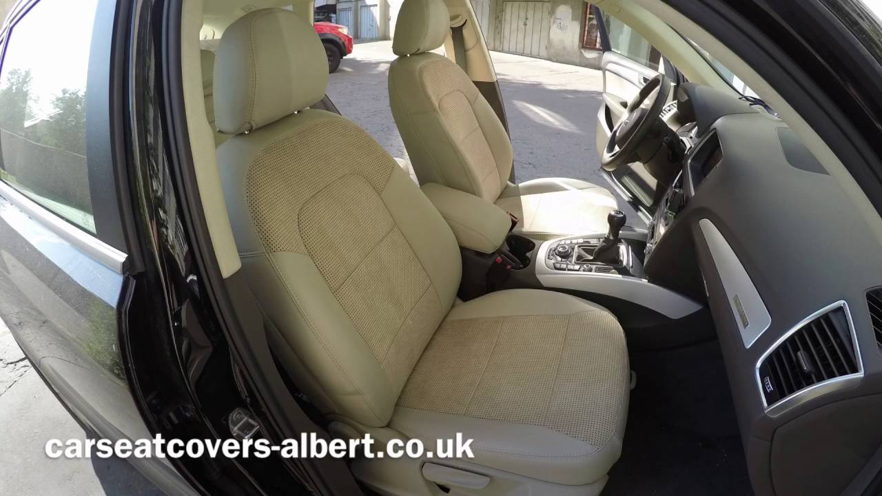 Car Seat Covers For Audi Q5 2016