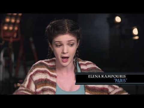 'My Big Fat Greek Wedding 2' Star Elena Kampouris  Exclusive