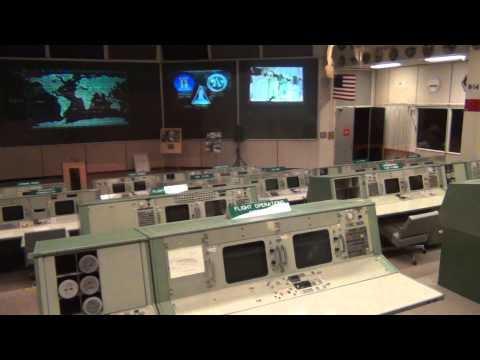 NASA's Christopher C. Kraft Jr. Mission Control Center