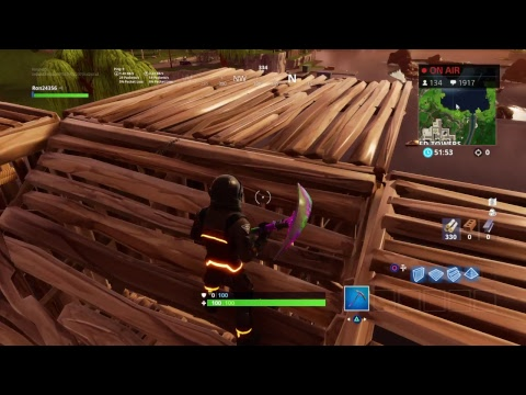 Fortnite Battle Royale! New Loot Lake Island moving RIGHT NOW!
