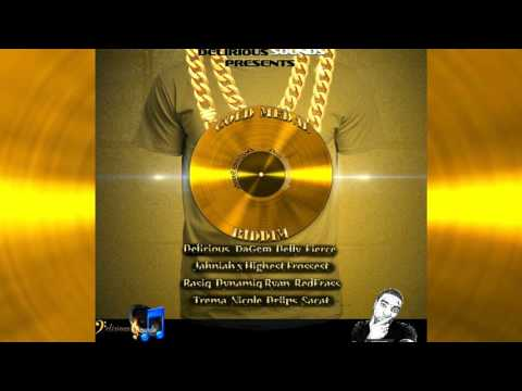 Gold Medal Riddim Mix ▶July 2017▶ (Delirious Music) Mix By Djeasy
